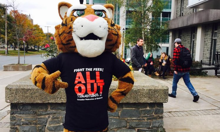 DSU hosts Halloween themed promotion for National Day of Action