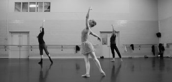 Behind the curtain of the professional ballet