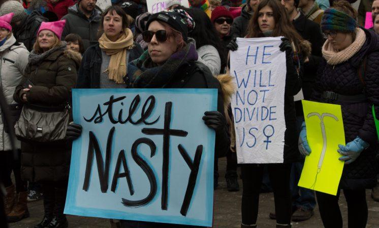 Women's March on Halifax