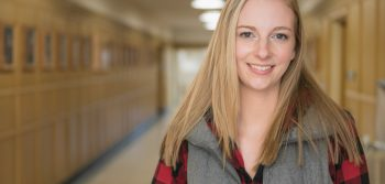 Dalhousie student takes her seat in House of Commons