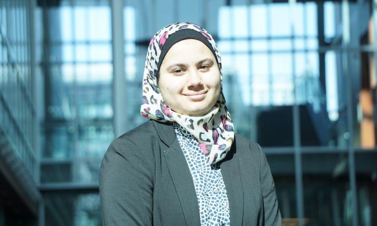 Board of Governors Representative: Mariam Ragab