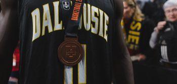 Men's basketball team celebrates most successful season ever