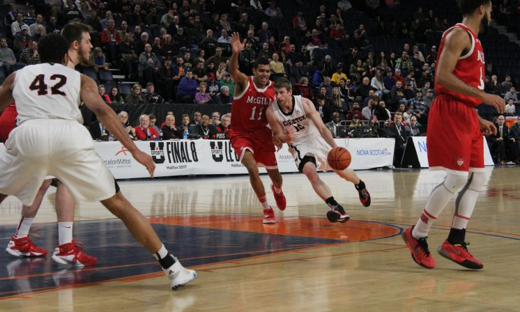 U SPORTS Men's Basketball Final 8 roundup: Carleton/McGill