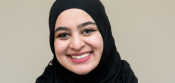 Vice President Academic and External: Masuma Khan