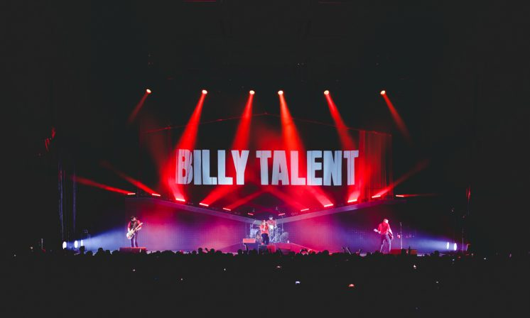 Billy Talent in Halifax
