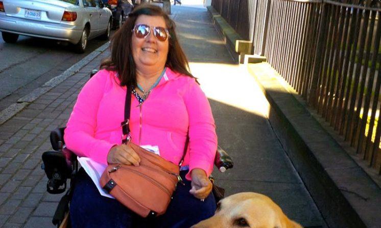 Disability representative: Mary MacDonald