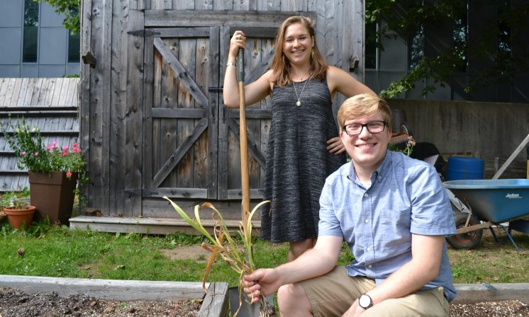 Urban Garden is one of Dalhousie's hidden gems