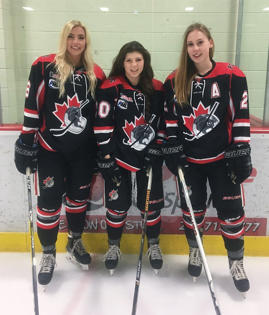 Rookie Hockey Players Recruited From West Coast