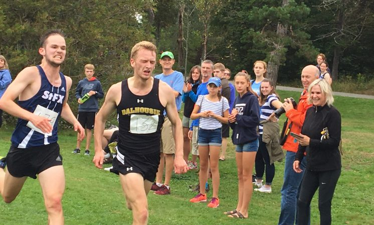 Men's cross-country aim for conference championship