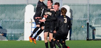 Men's Tigers propel soccer selves to victory