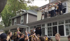 Homecoming madness: the aftermath