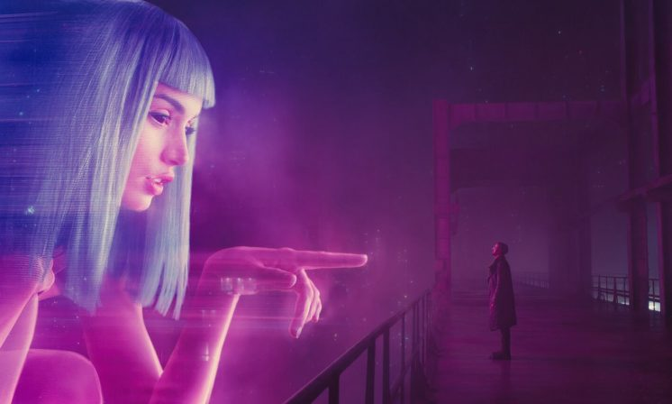 Blade Runner 2049 is a futuristic odyssey