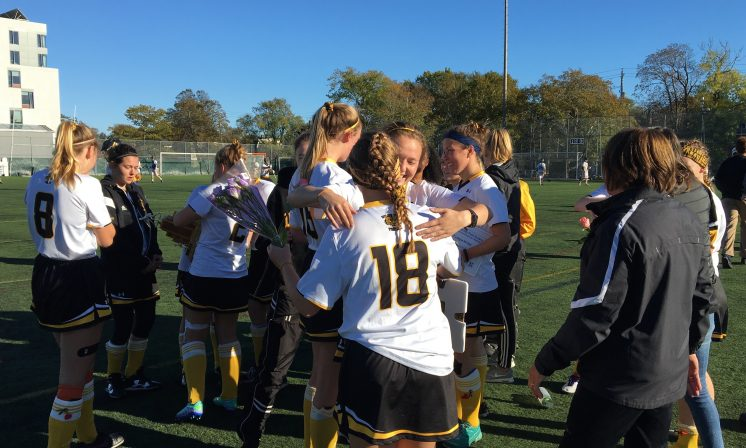 Dalhousie Field hockey goes undefeated to win their fourth straight title