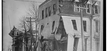 Halifax then and now: a look at 100 years after the Halifax Explosion