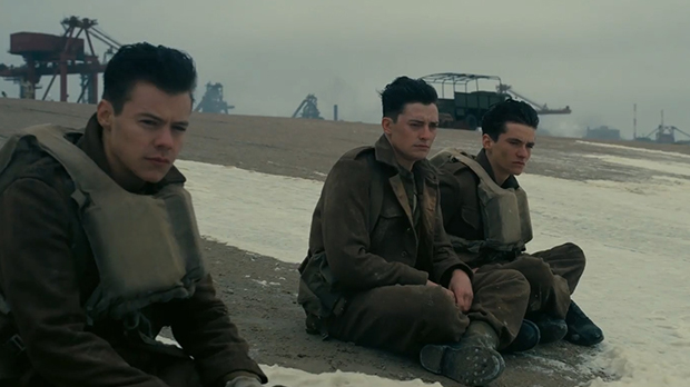 The creative minds behind Dunkirk make it come to life