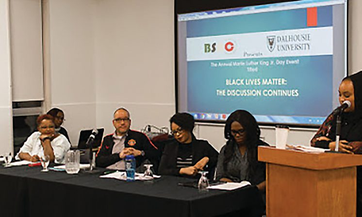 Dalhousie's Black Students Advising Centre hosts panel on MLK Day