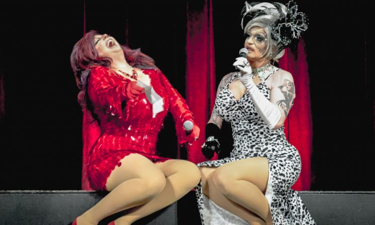 You Do You drag show highlights Halifax Queens