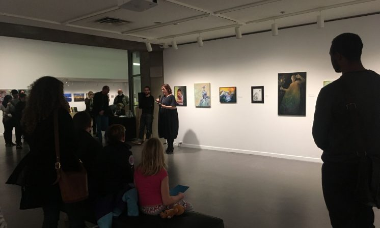 Places, Paths and Pauses: a Dalhousie Art Gallery exhibit