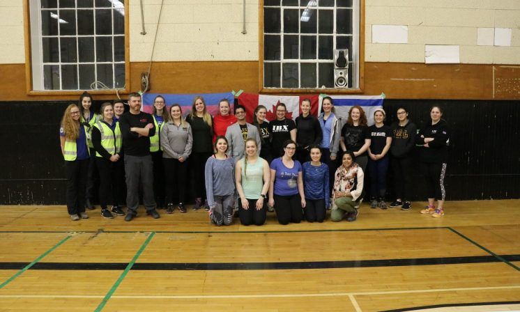 Dalhousie engineering student organizes self-defence class for women