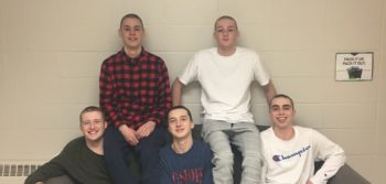 Good people doing good things: A bald brotherhood in Howe Hall