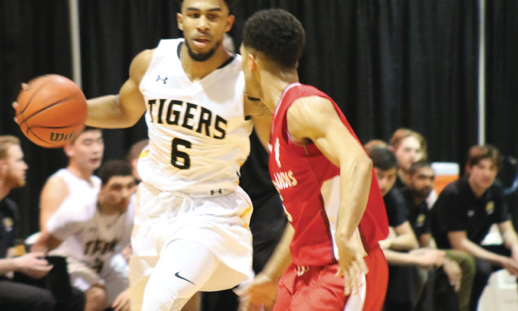 Xavier Ochu impresses in first season as Tiger