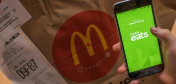 Uber Eats hits Halifax streets