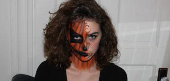 Halloween makeup for you