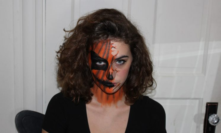 Halloween makeup for you