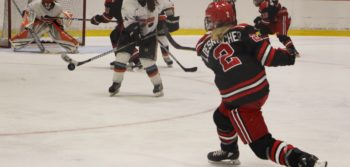 Women's hockey is back at UNB