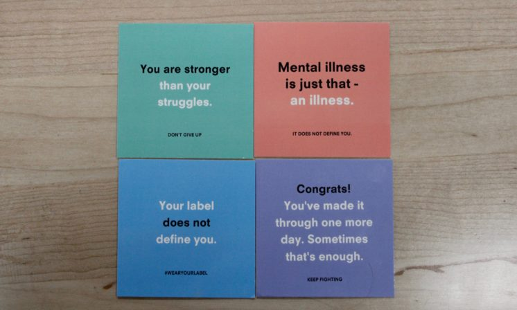 Do you know what's available to help your mental health?
