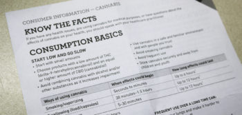 Cannabis ad standards are hypocritical