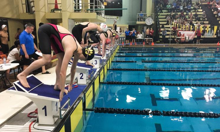 Women's swim team focused on nationals