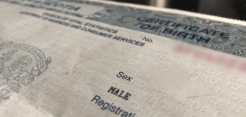 Nova Scotia's new gender option for birth certificates