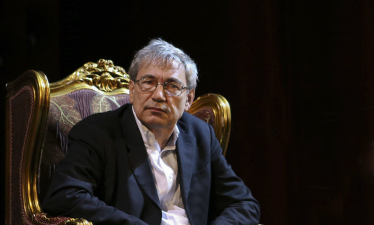 Read This: Orhan Pamuk