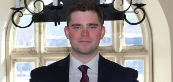 DSU Presidential candidate: Andrew Hall