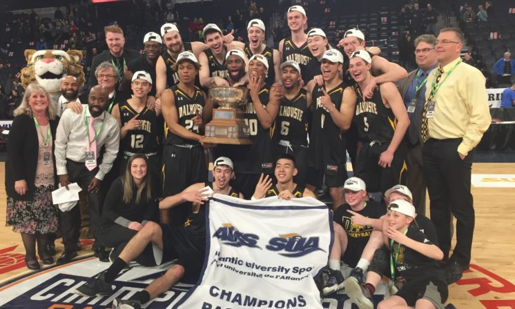 The Tigers are AUS Champions once again