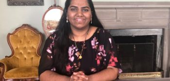 DSU Residence students rep candidate: Sandra Sunil