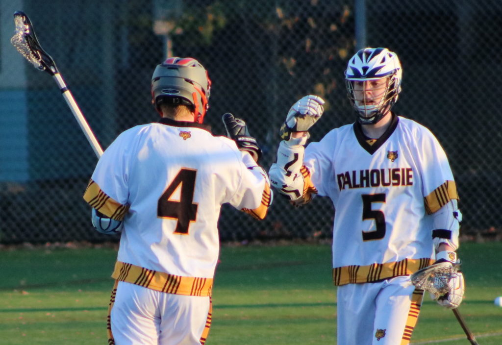 In this image: Liam MacIntosh and Matt Wilson.