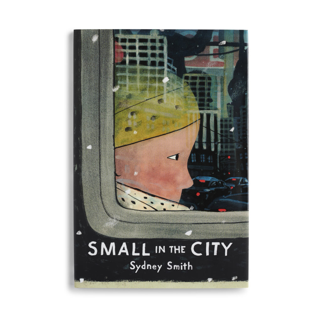 Small in the City book cover
