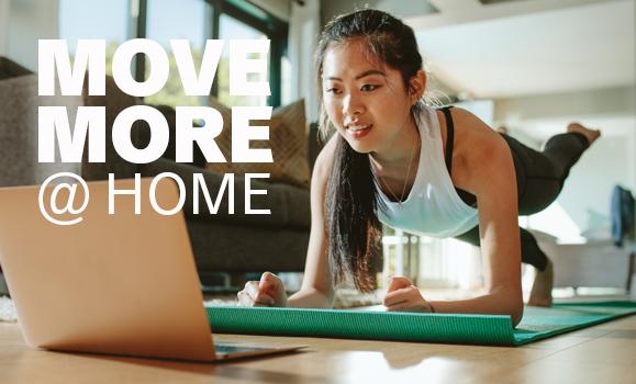 Dal MoveMore@Home Campaign