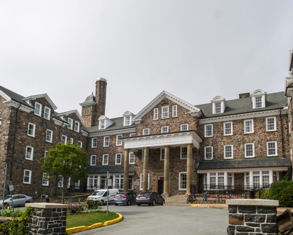 Shirreff Hall
