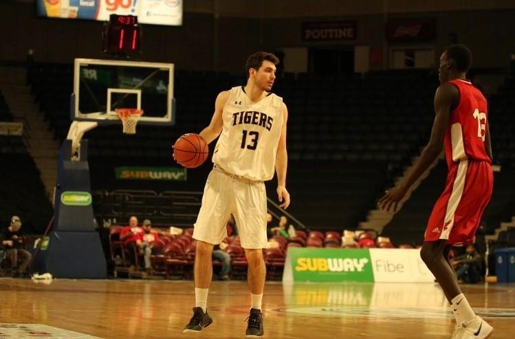 Dal Basketball #13
