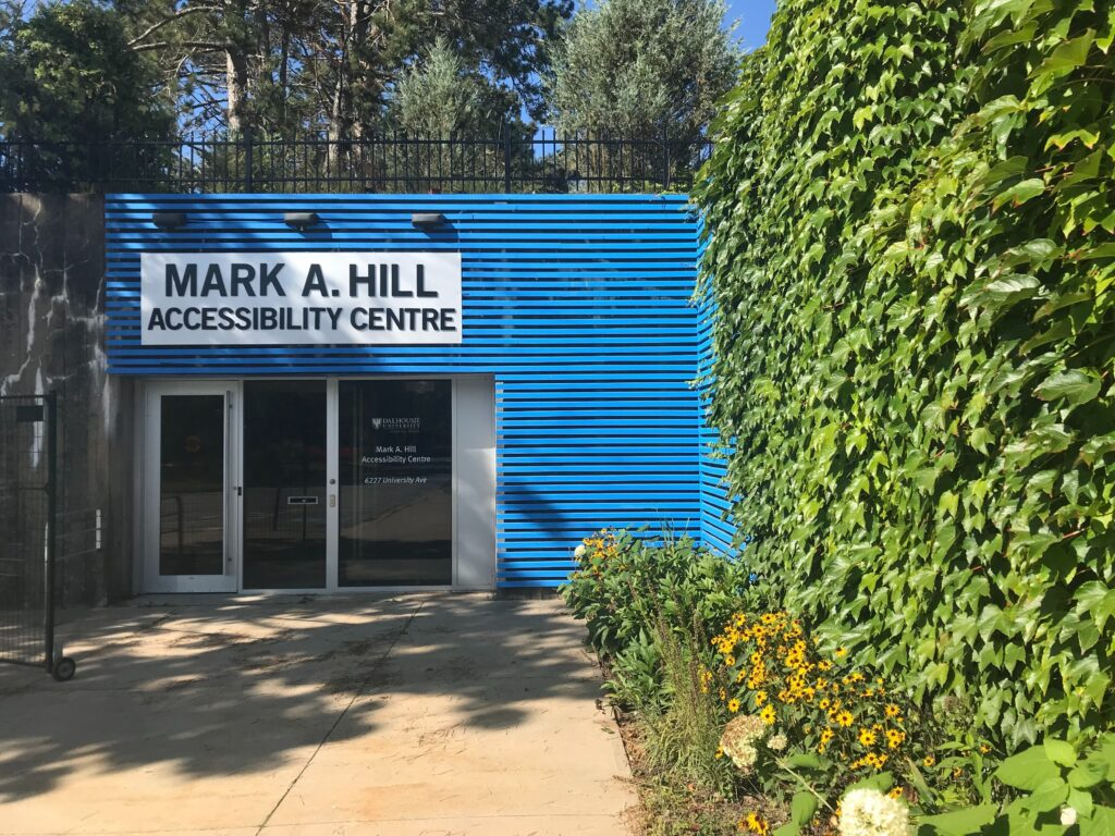 Mark A. Hill Accessibility Centre