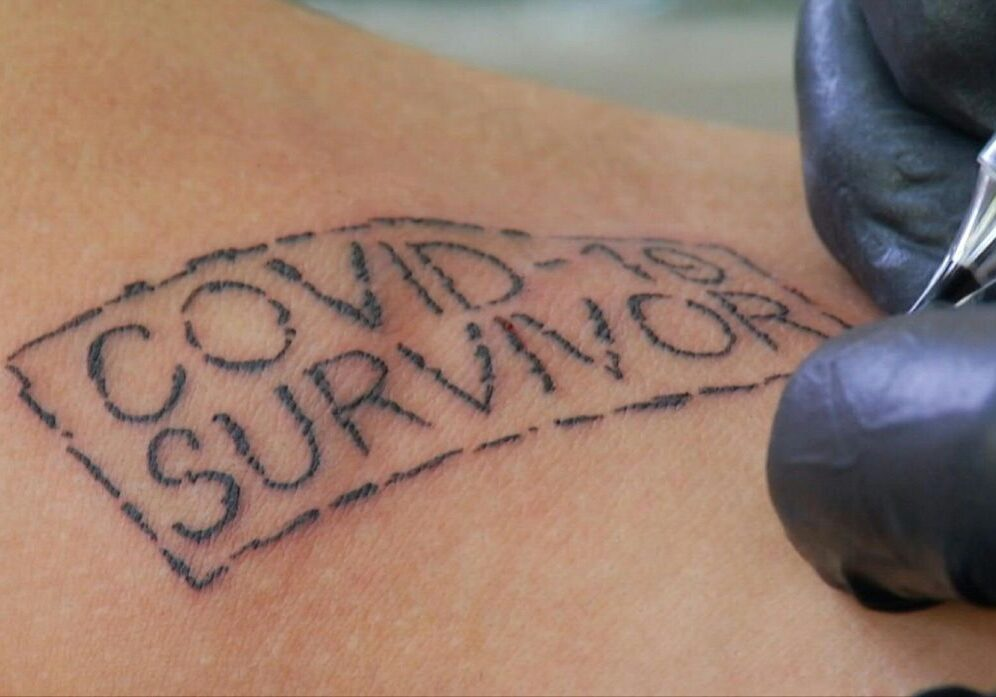 "<p>Filename : afp_tv_20200901.d6878103014.original.jpg - To go with ""In Mexico, free 'Covid-19 survivor' tattoos"" (published on 2020-09-03 02:31:35)</p>"