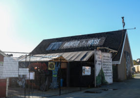 The Fear the Darkness Haunted House at Alderney Landing is open Oct. 18-21, 25-28 and 30 from 6:30 p.m. to 9:30 p.m.